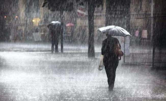 Meteorolojiden 10 Kasım'da İki Şehir Sağanak Yağmur Uyarısı! Hafta Sonu Hava Durumu
