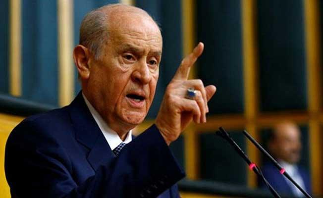 MHP Lideri Bahçeli'den ABD'ye Sert  PYD ve Ödül Tepkisi