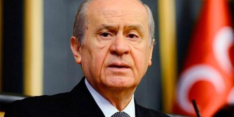 MHP Lideri Bahçeli'den Flaş Af Yasası Açıklaması
