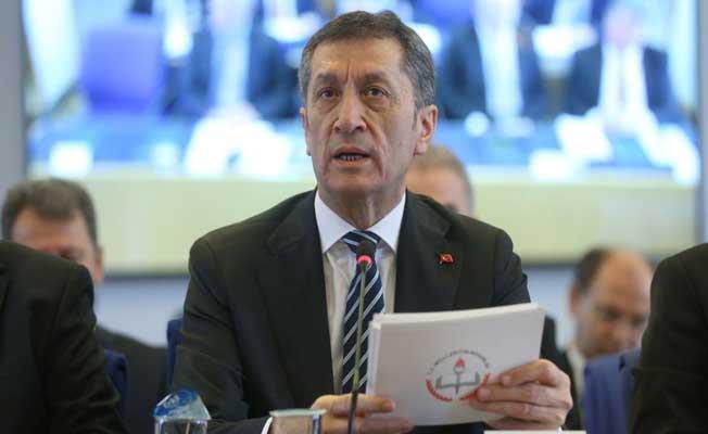 Milli Eğitim Bakanı Ziya Selçuk'tan Yönetici Atamalarına İlişkin Açıklama