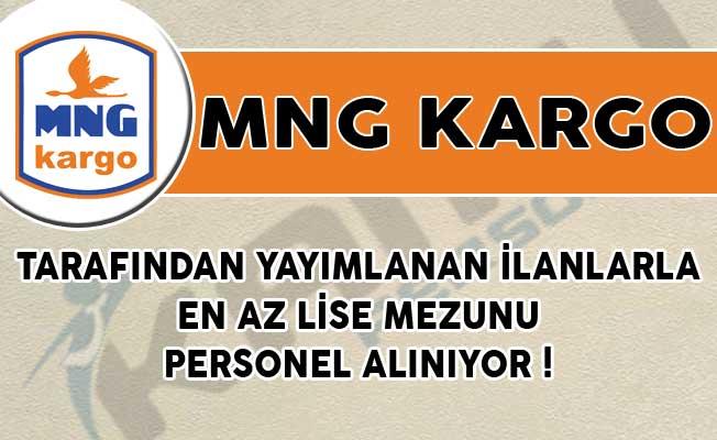 MNG Kargo Tarafından Yayımlanan İlanlarla En Az Lise Mezunu Personel Alınıyor!