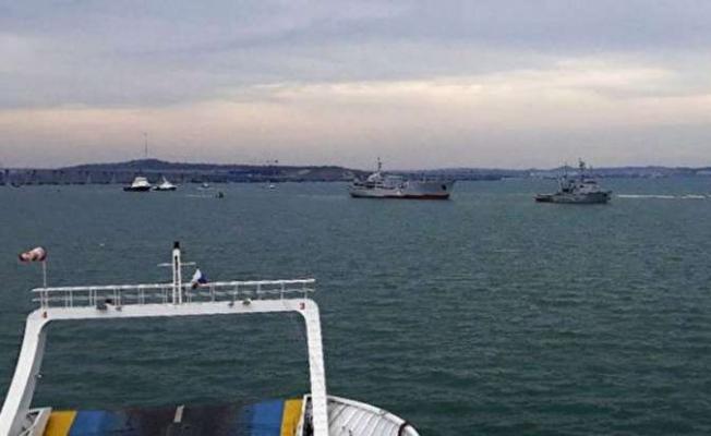 Rusya, Ukrayna savaş gemisini vurdu!