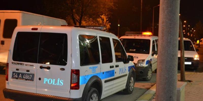 Samsun'da polis intihar girişiminde bulundu