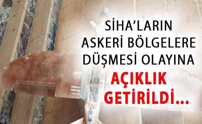 Şırnak'ta SİHA'ların Askeri Bölgelere Düştüğü İddialarına Açıklık Getirildi