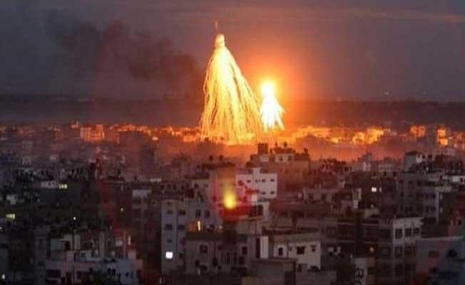 Son Dakika.. İsrail'den Gazze'ye Saldırı! Çok Sayıda Ölen ve Yaralanan Filistinli Var