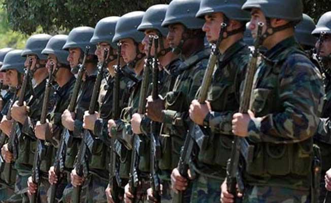 TBMM'de 3 Ay Askerliğe Geçiş Tamamlansın, Bedelli Askerlikte 21 Gün Kaldırılsın Talebi