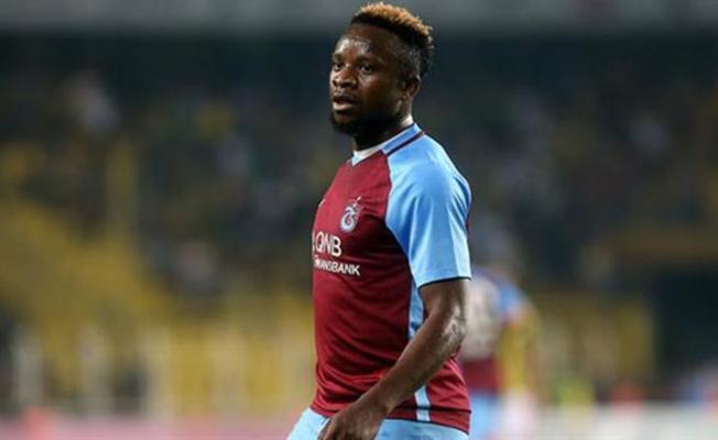 Trabzonspor, Onazi'nin son durumu hakkında açıklama yaptı