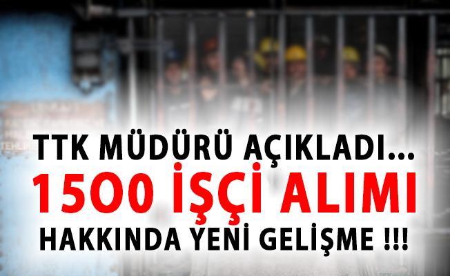 TTK'ya 1500 İşçi Alımında Kritik Gelişme! Yaş Şartı Belli Oldu