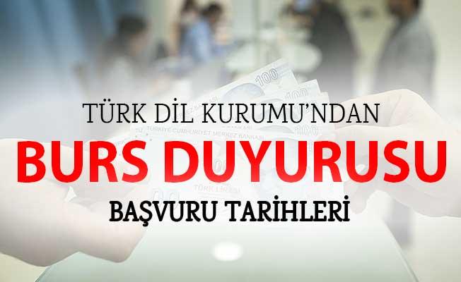 Türk Dil Kurumu'ndan Burs Başvuru Duyurusu! Başvurular Nasıl Yapılacak?