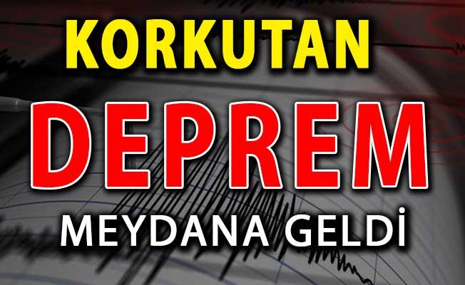 Yalova Çınarcık'ta Korkutan Deprem ! (Büyük İstanbul Depremiyle Bir İlgisi Var Mı?)