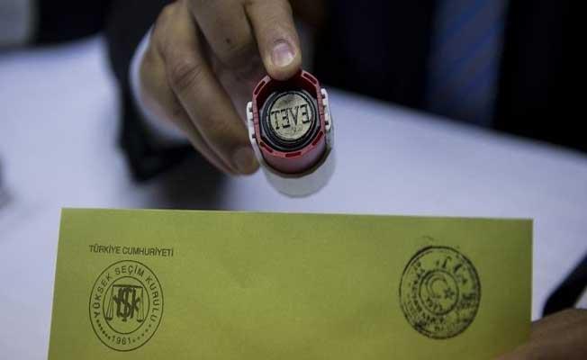 Yerel Seçimler Öncesi Seçmen Sadakati Araştırıldı! Partilerin Son Oy Oranları