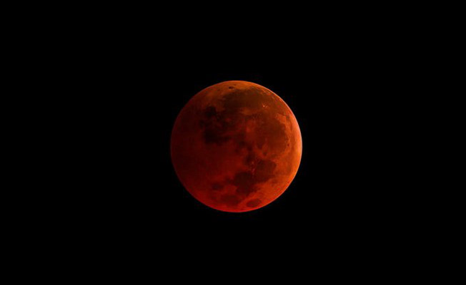 20 Ocak'ta Kanlı Ay Tutulması Yaşanacak! Kanlı Ay Tutulması Nedir?