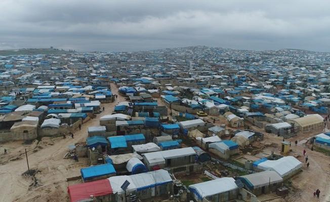 25 Bin Sığınmacı Kamplarını Vuran Selde Çadırsız Kaldı
