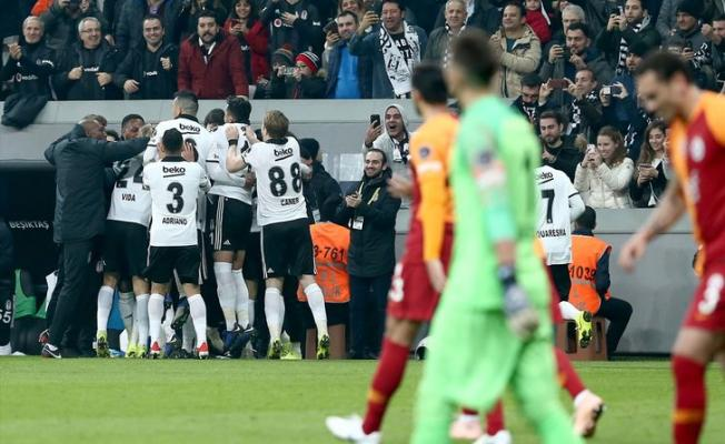 2 Aralık Beşiktaş - Galatasaray maçı ve Derbiden notlar