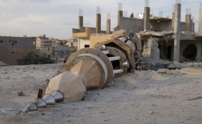 ABD cami bombaladı 17 kişi hayatını kaybetti