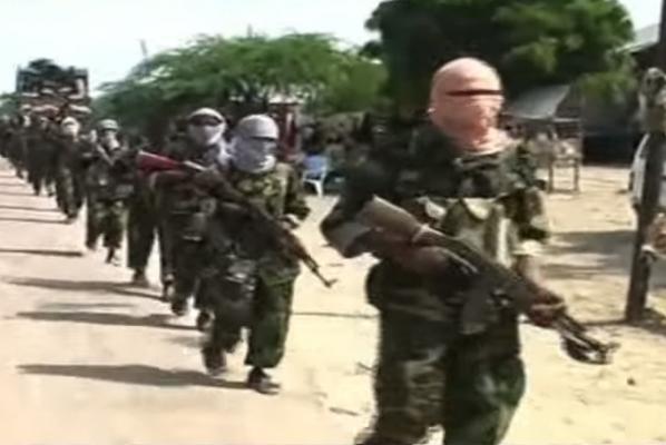 ABD Libya'da El Kaide'li teröristleri vurdu