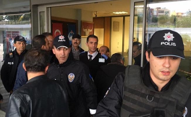 Adana'da Makamında silahlı saldırıya uğrayan Zabıta Müdürü Cengiz Aydoğdu hayatını kaybetti