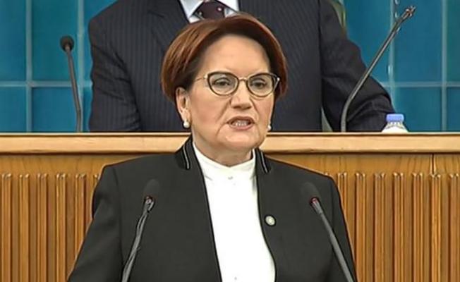 Akşener grup toplantısında belediye başkan adaylarını açıkladı