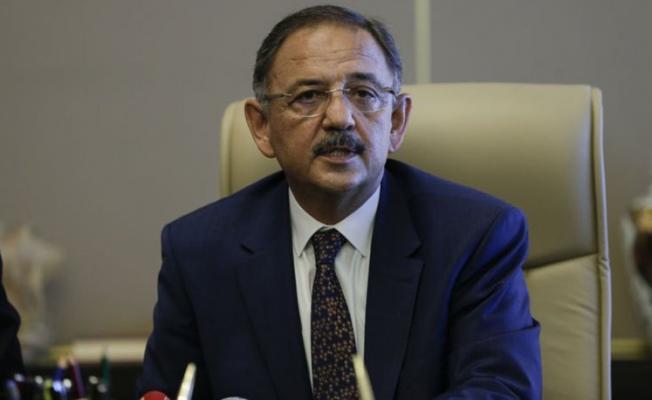 Ankara'da yapılacak projeler neler? Özhaseki açıkladı