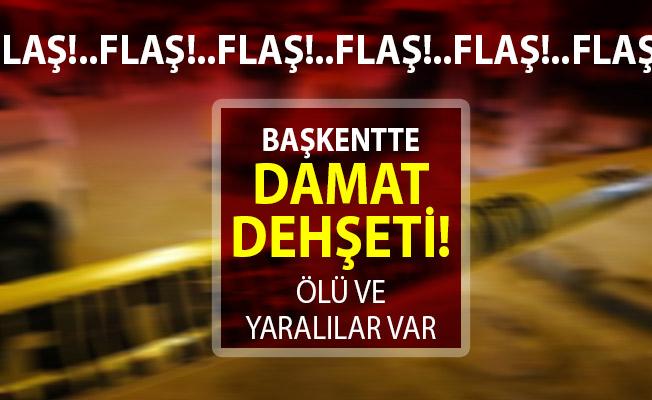 Ankara Keçiören'de damat silahla dehşet saçtı! Eşini, kayınvalidesini ve baldızını vurdu