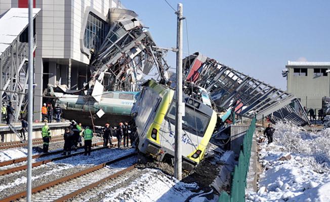 Ankara Yüksek Hızlı Tren Kazasında Son Dakika!  3 TCDD Görevlisi Tutuklandı