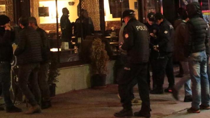 Ankara'da bir eğlence mekanında çıkan hesap kavgasında 1 kişi hayatını kaybetti