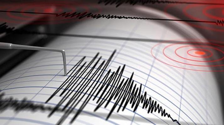 Antalya'da 4.1 Şiddetinde Korkutan Deprem!