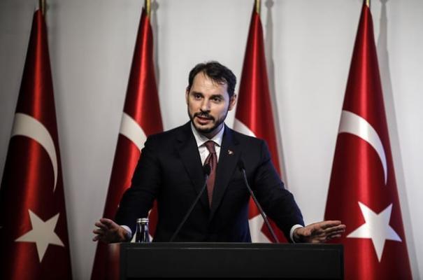 Bakan Albayrak'tan Asgari Ücret Açıklaması Geldi