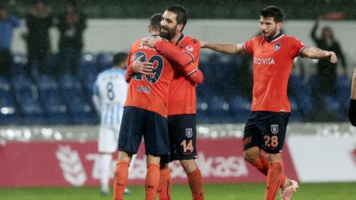 Başakşehir, Adana Demirspor'u evinde mağlup etti