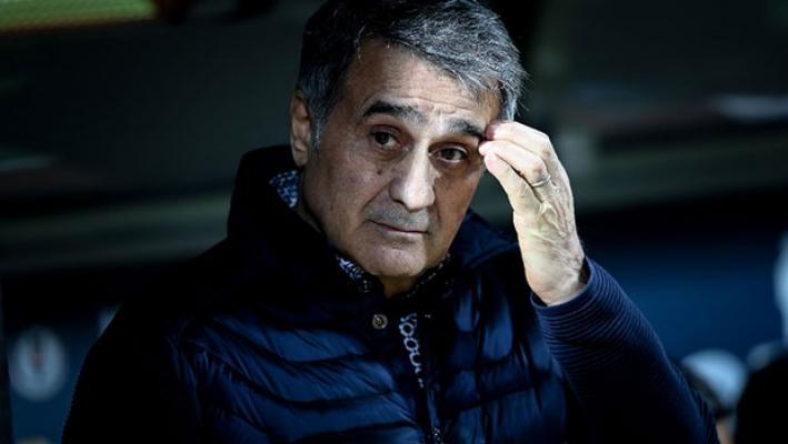 Beşiktaş yönetiminden, Şenol Güneş'e sözleşme yenileme teklifi