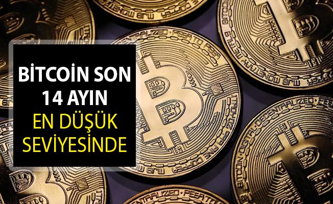 Bitcoin Son 14 Ayın En Düşük Seviyesinde!- 8 aralık bitcoin fiyatları