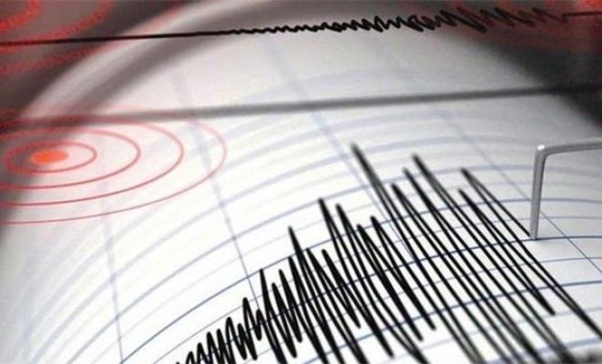 Bursa Mudanya'da deprem