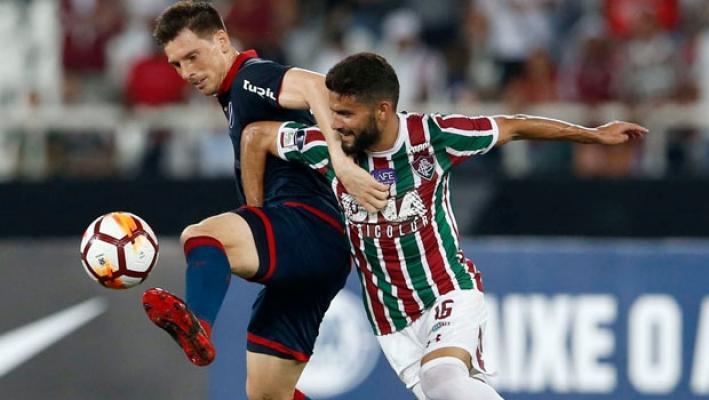 Bursaspor'un yeni gündemi Fluminense'den Brezilyalı Jadson