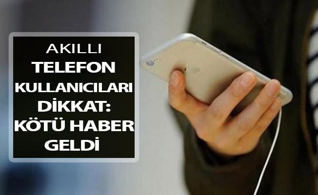 Cep Telefonu İnterneti Kullananlar İçin Kötü Haber: Ek Ödeme Zorunluluğu Getirildi