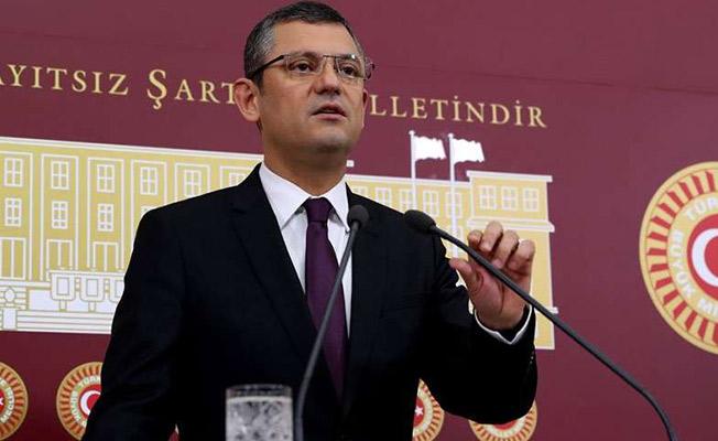 CHP'li Özgür Özel: Sayın Devlet Bahçeli Dükkanı Kapattı