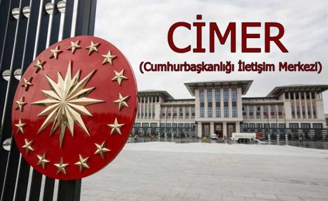 CİMER'e 100 bin 164 bilgi edinme başvurusu yapıldığı açıklandı