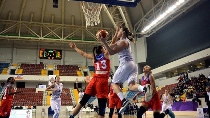 Çukurova Basketbol 5'te 5 yaptı