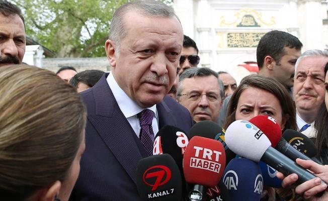 Cumhurbaşkanı Erdoğan, Binali Yıldırım'ın İBB adaylığı için istifa sürecini netleştirdi