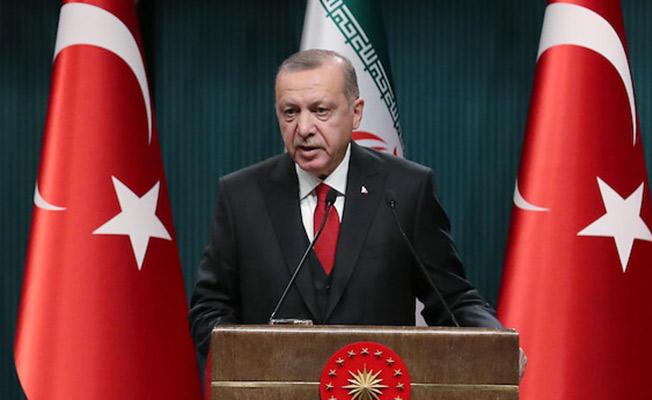 Cumhurbaşkanı Erdoğan: Bölgenin Güvenliğini Sağlamamız Gerekiyor