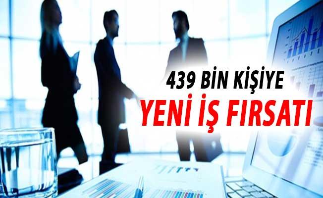 Cumhurbaşkanı Erdoğan'dan Çok Önemli Açıklama ! 439 Bin Kişiye İş Fırsatı