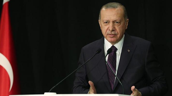 Cumhurbaşkanı Erdoğan: İslam Şehirlerini Bugün DEAŞ, FETÖ, PKK İstila Etti!