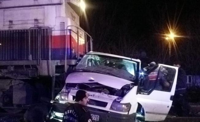 Denizli'de Tren Kazası! Yaralılar Var