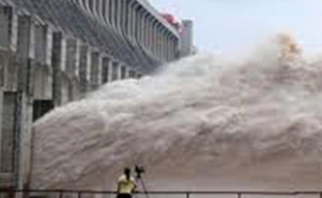 Diyarbakır'da Baraj kapağı koptu- Bölge halkı sel felaketi ile karşı karşıya