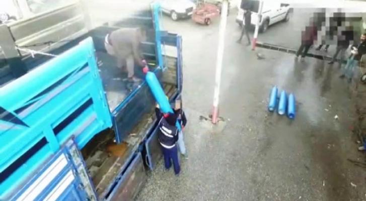 Diyarbakır'da Esrar Operasyonu- Oksijen tüplerin içinde buldular