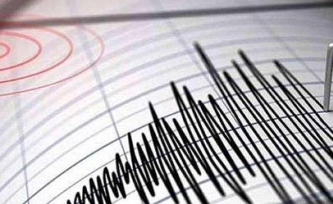 Ege'de Son Dakika Deprem! Çanakkale'de Deprem Meydana Geldi- 17 Aralık son depremler listesi