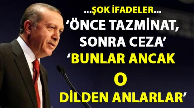 Erdoğan, Özgür Özel hakkında flaş açıklamalarda bulundu