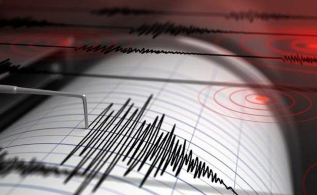 Erzincan'da son dakika deprem meydana geldi