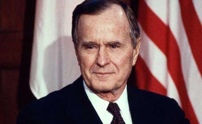 Eski ABD Başkanı George H. W. Bush Hayatını Kaybetti!