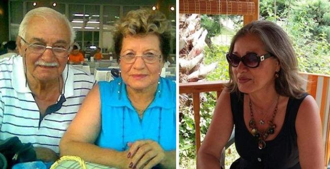 Eski Konya Valisi Cemalettin Ertem'in eşi ve kızı, yangında feci şekilde hayatını kaybetti
