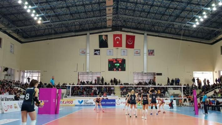 Fenerbahçe Çanakkale Belediyespor'u 3-0 yendi